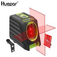 Лазерный уровень Huepar 2 линии, фото 1