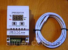 Терморегулятор РТУ-16/D NTC Т 16А