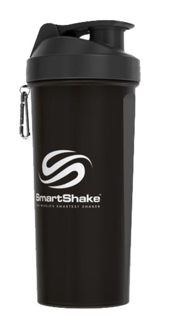 Шейкер SmartShake Original NEON Black 1 L
