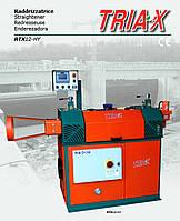 Правильно-отрезной станок для арматуры TRIAX RTX 12-HY