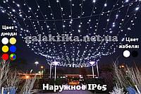 """Светодиодная гирлянда уличная """"String Light Prof"""" (нить) 20 метров, 200 led"""
