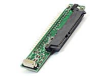 Адаптер переходник SATA на IDE 2,5 Для ноутбука. Мама IDE - Винчестер SATA