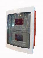 Бокс для 16-и автоматов скрытой установки