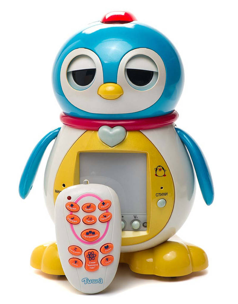 Интерактивный Пингвиненок ТИША