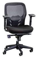 Кресло компьютерное с регулируемыми подлокотниками Кураж M