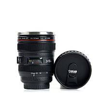 Термокружка в виде объектива Canon EF24, фото 3