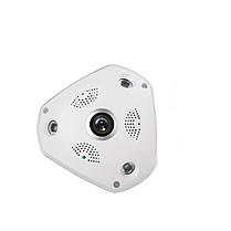 Wi-Fi / IP панорамная камера 3D XPX 360 градусов, фото 2
