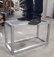 Корпус из алюминиевой трубы (крепление под 90 градусов открытое), фото 3