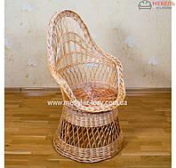 """Плетеное из лозы кресло ручной работы """"ORIGINAL"""""""
