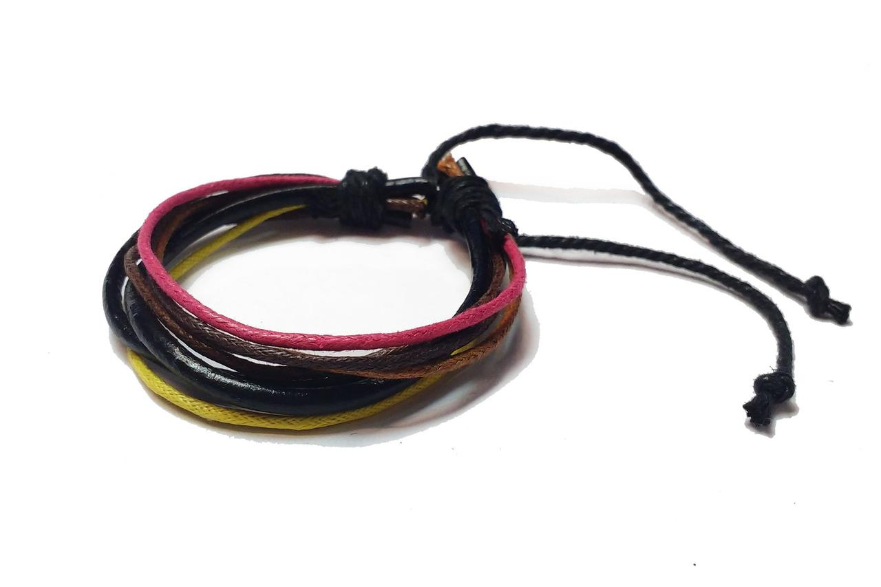 Браслет Шнурки Color Strings