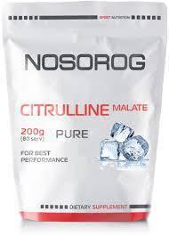 NOSOROGЦитрулин малатCitrulline Malate200 g