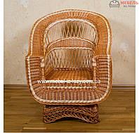 """Кресло из лозы ручной работы """"Элит"""""""