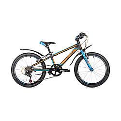 Горный спортивный детский алюминиевый велосипед Avanti Turbo 20 VB (2018) new