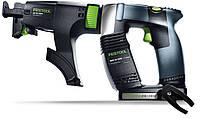 Аккумуляторный строительный шуруповёрт DWC 18-4500 Li-Basic, Festool