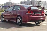 Спойлер Honda Civic 2006 - Mugen-Style