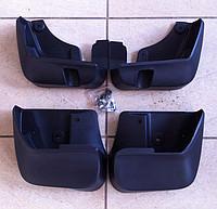 Брызговики на Subaru Forester (2007-2012)