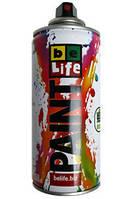 Эмаль акриловая хром beLife 350мл (6 красная)