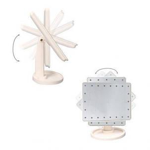 Зеркало с подсветкой и подставкой H0170, фото 2