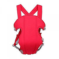 Слинг-рюкзак Baby Carriers (MW012) Original Красный (kygS34819)