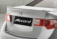 Спойлер Honda Accord 2007- Сабля на багажник