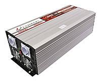 Инвертор напряжения Luxeon IPS-10000S (5000Вт), чистая синусоида, преобразователь 24 в 220