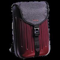 Ранец рюкзак ZIBI Ultimo Exception Black ZB red