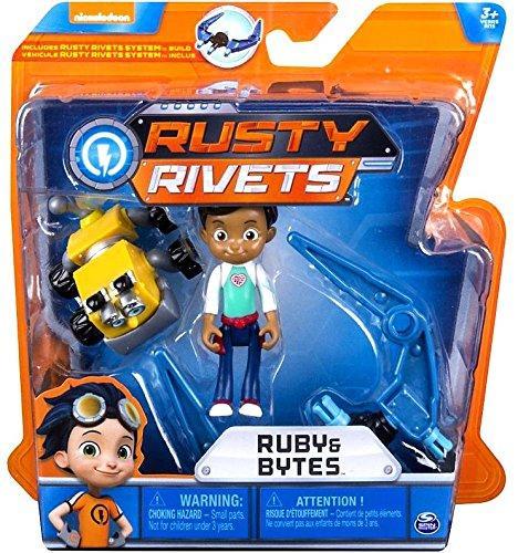 Игровой набор Расти-Механик, Rusty Rivets - Ruby and Bytes