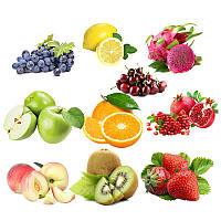 Egrow 10 разновидностей смешанных фруктов Семена Органические фруктовые деревья Семена Сладкие засахаренные фрукты Non-gmo Растение Семя 1TopShop