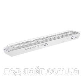 Светильник светодиодный (90xLED) аккумуляторный (аварийный)