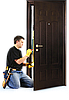Ремонт дверей,оббивка,замена пленки,ремонт замка в Черкассах