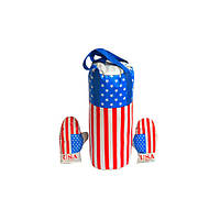 Боксерский набор Америка (0003DT)