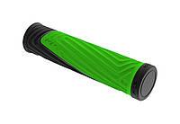 Ручки керма гріпси KLS Advancer 17 2Density Green