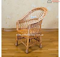 """Кресло из лозы для детей """"Универсал"""""""