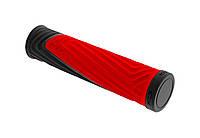 Ручки керма гріпси KLS Advancer 17 2Density Red