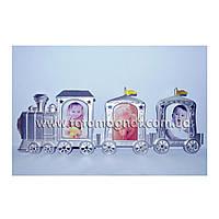 Детские рамки(фоторамки для детей)металл.фото 5х8см.
