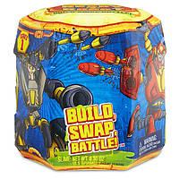 Игровой набор капсула лол сюрприз для мальчика с роботом, Ready2Robot , MGA  Оригинал из США