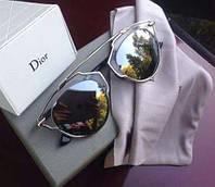 Очки Dior So Real (серебро), фото 1