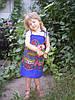 Детский сарафан в стиле Матрешка