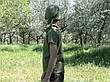 Бандана детская цвет Хаки, фото 3