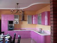 """Кухня """"Розовый фламинго"""""""