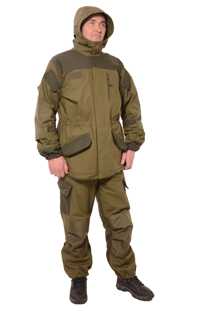 Костюм  ГОРКА - 3 , хб 100%, кордура , євакуационная петля. 176
