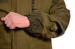 Костюм  ГОРКА 3 , ХБ с пропиткой кордура наколенники эвакуационная петля , фото 7