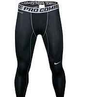 Мужские компрессионные штаны Nike Pro Combat, фото 1