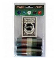 Фишки для покера 80 фишек +карты