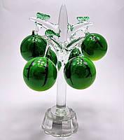 """Дерево """"Арбуз"""" хрусталь (6 плодов),деревья счастья,искусственные растения и бонсаи,товары для дома"""