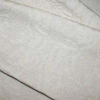 Ткань для покрывала вензель