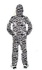 Детский камуфляж костюм для мальчиков Лесоход цвет Город, фото 3