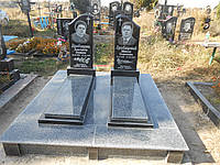 Двойной памятник в Коростышев