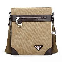 Мужская сумка Prada. Оригинал. Стильная сумка. Отличное качество. Код КС52 c445692b856