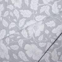 Ткань для покрывала листья